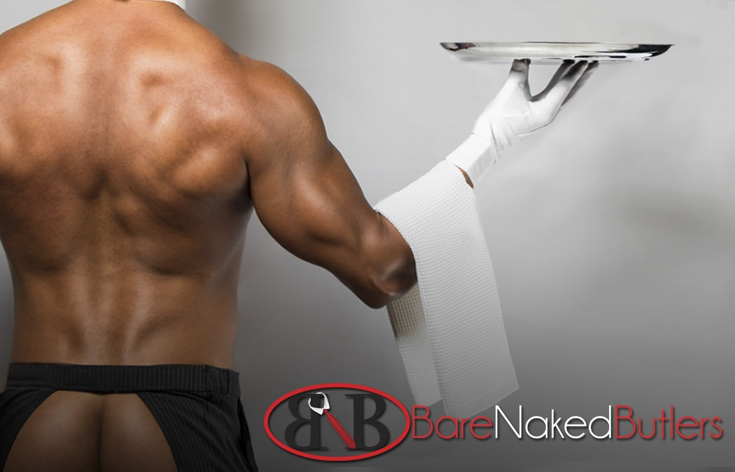 Bare Naked Butlers|Party Butlers For Hire