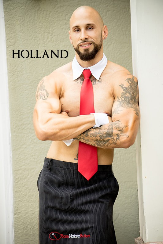 BARE NAKED BUTLERS | HOT MALE BARTENDERS